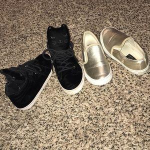 Polo Ralph Lauren & Old Navy Sneakers!!